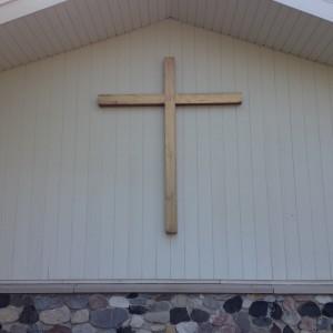 Living Hope Cross
